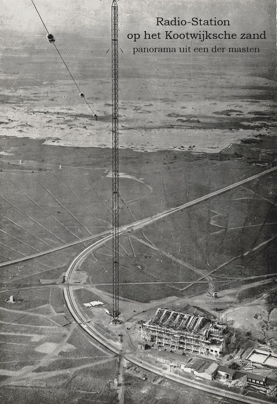 Opbouw geb A Rkwk 1921-21 zw