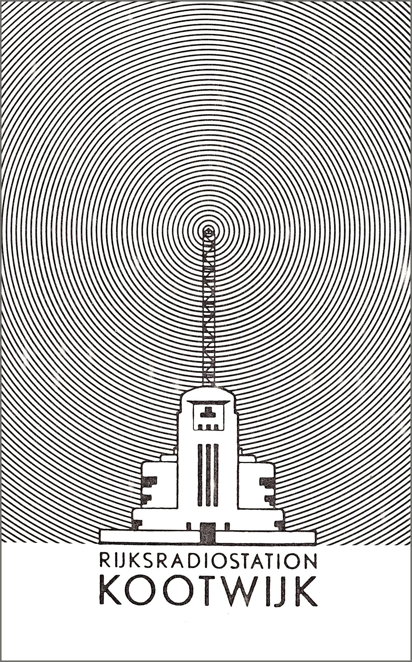 Logo Rijks Radio Station-lijn