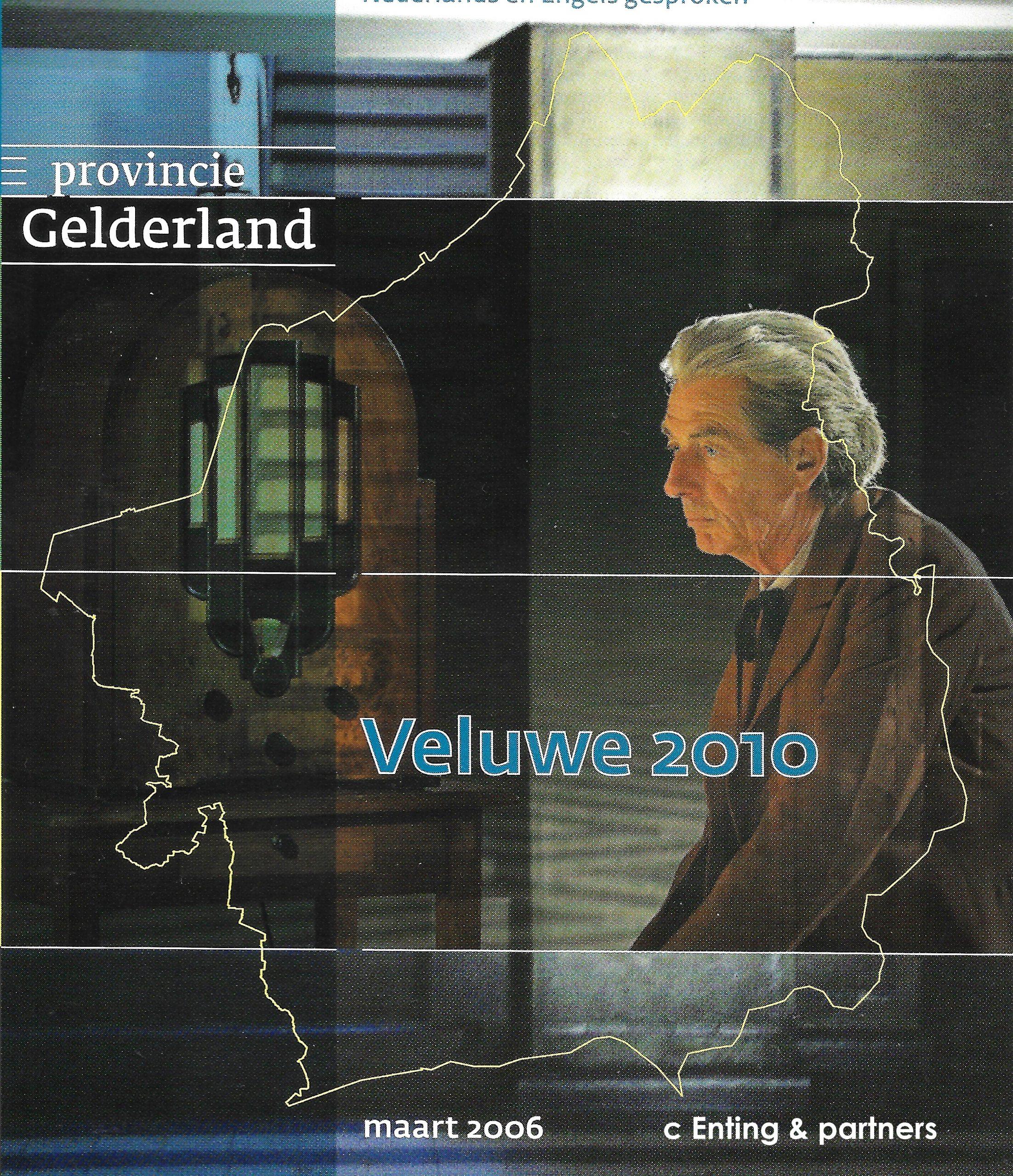 U ziet hierboven de voorzijde van de in 2003 door Luc Enting geproduceerde DVD . Deze is gemaakt vanwege het project Veluwe 2010 en duurt 16 minuten. U kunt deze DVD bekijken door op de afbeelding te klikken.